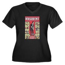 houdini design Plus Size T-Shirt
