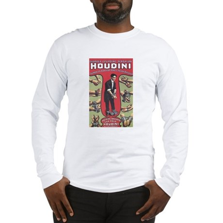 houdini design Long Sleeve T-Shirt