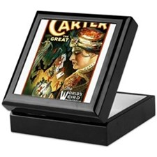 Carter the great Keepsake Box