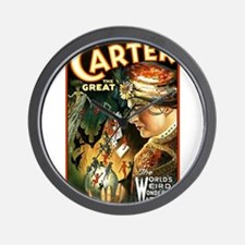 Carter the great Wall Clock
