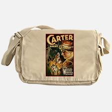 Carter the great Messenger Bag