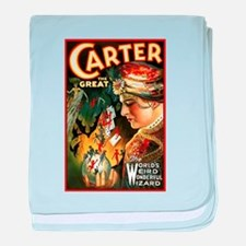 Carter the great baby blanket