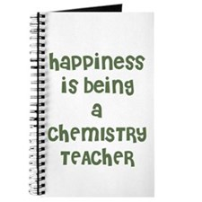 Happiness is being a CHEMISTR Journal