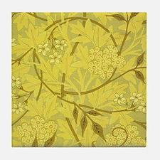 Jasmine Design Tile Coaster