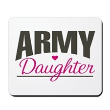 Army Daughter Mousepad