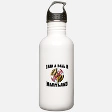 ARMED AND READY Water Bottle