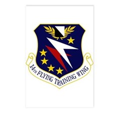 14th Flying Training Wing Postcards (Package of 8)