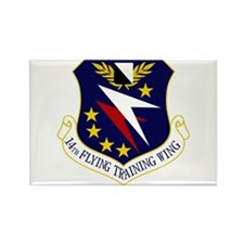14th Flying Training Wing Rectangle Magnet