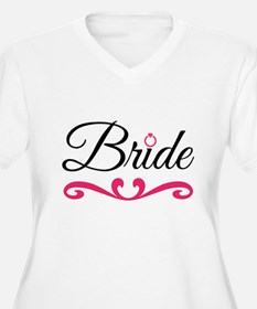 Bride Plus Size T-Shirt