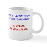 Fear Law Student Mug