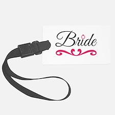 Bride Luggage Tag