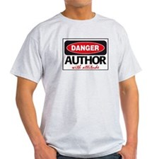 Author with Attitude T-Shirt