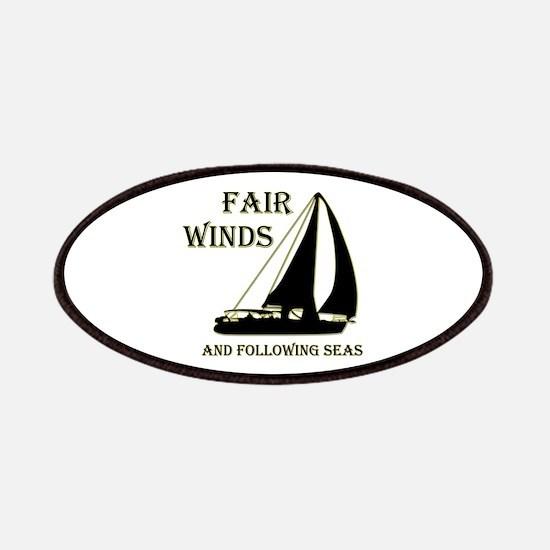 Fair Winds... Patch