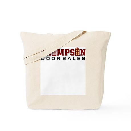 Thompson Door Sales Logo Tote Bag