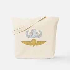 EOD Parachutist Tote Bag