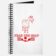 Fear The Goat Journal
