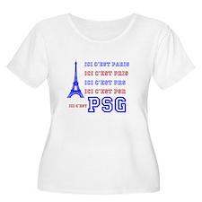 Ici cest PSG T-Shirt