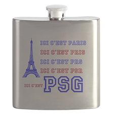 Ici cest PSG Flask