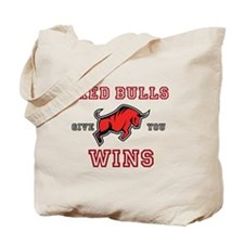Red Bulls Give You Wins Tote Bag