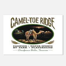 """CAMEL TOE RIDGE"" Postcards (Package of 8)"