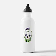 DaisySkull Water Bottle