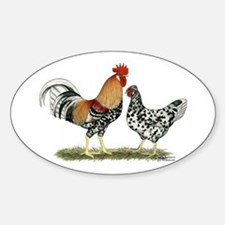 Icelandic Chickens Decal