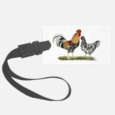Icelandic Chickens Luggage Tag