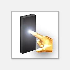 Black Monolith Sticker
