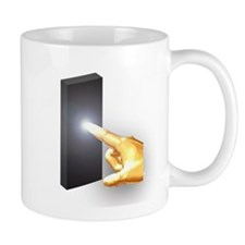 Black Monolith Mug