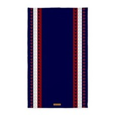 Red White and Blue 3'x5' Area Rug