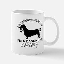 Dachshund dog breed designs Mug