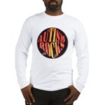 Autism Rocks Long Sleeve T-shirt