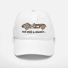 75th Birthday Classic Car Baseball Baseball Cap