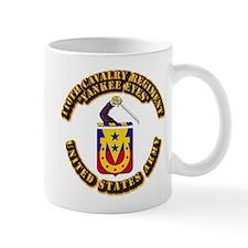 COA - 110th Cavalry Regiment Mug