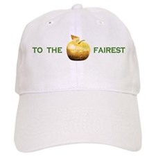 Golden Apple To The Fairest Baseball Cap