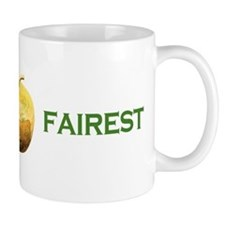 Golden Apple To The Fairest Mug