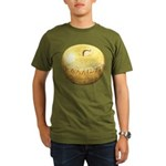 Golden Apple Kallisti Organic Men's T-Shirt (dark)