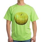 Golden Apple Kallisti Green T-Shirt