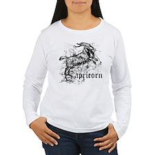Worn Zodiac Capricorn T-Shirt