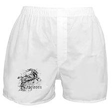 Worn Zodiac Capricorn Boxer Shorts
