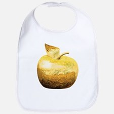 Golden Apple Bib