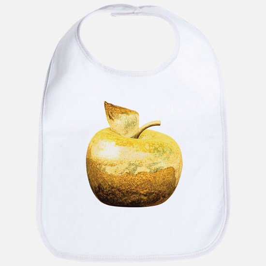 Golden Apple Bib