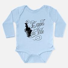 L'appel Du Vide Long Sleeve Infant Bodysuit