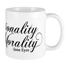 Conventionality Is Not Morality Small Mug