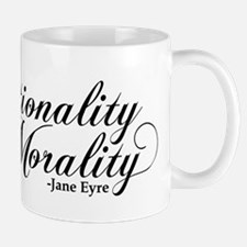 Conventionality Is Not Morality Small Small Mug