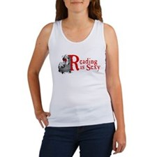 Reading Is Sexy Women's Tank Top