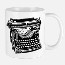 Old Fashioned Typewriter Mug