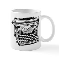 Old Fashioned Typewriter Mug