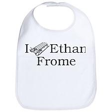 I (Sled) Ethan Frome Bib