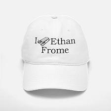 I (Sled) Ethan Frome Baseball Baseball Cap